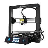 ANYCUBIC Mega S 3D Drucker mit Aktualisiertem Extruder, FDM DIY Drucker mit Verbesserter Touchscreen...