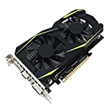 Desktop Computer Independent High Definition Game Graphics GTX1050TI 4GB DDR5 128bit, kompatibel mit...