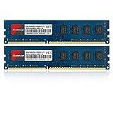 Kuesuny 8 GB Kit (2X4GB) DDR3 1600 MHz Udimm-RAM PC3-12800 PC3-12800U 1,5 V CL11 240 Pin 2RX8...