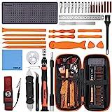 Vastar 78PCS Schraubenzieher Set, Handy Reparatur Werkzeug set, Mini Schraubenzieher Set für...