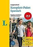 Langenscheidt Komplett-Paket Spanisch: Sprachkurs mit 2 Büchern, 7 Audio-CDs, MP3-Download,...