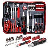 Hi-Spec 73-teiliges Präzisionswerkzeug-Kit für Computer, Handys und Laptops mit...