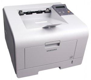 Samsung ML-370 im offline Modus