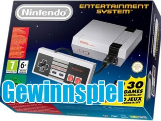 Nintendo Classic Mini Gewinnspiel