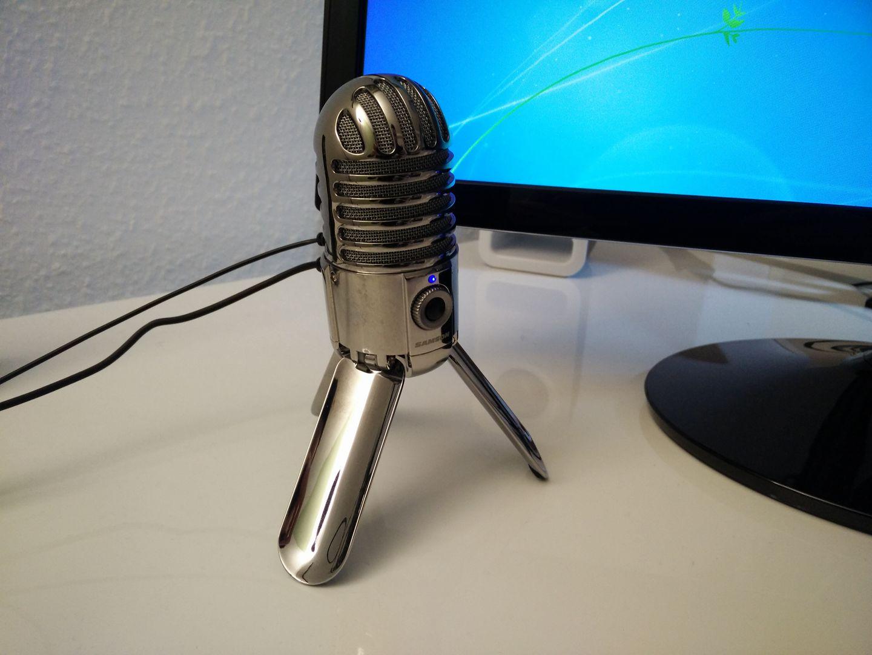 Samson Meteor Mikrofon