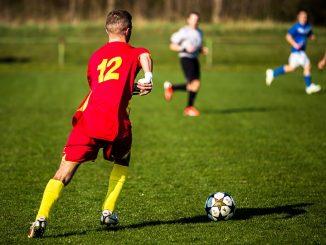 Fußball in Unternehmen als Ausgleich zum stressigen Berufsalltag