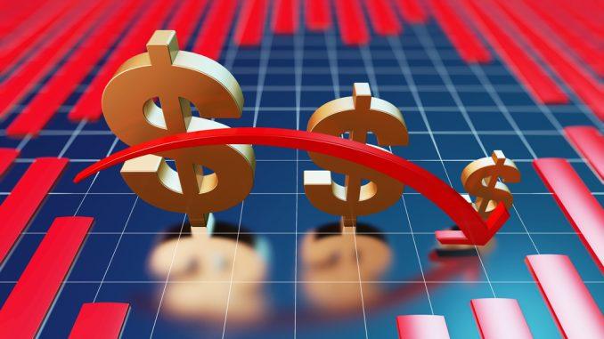 Degressive Abschreibung Dollarzeichen