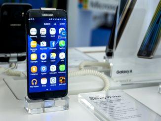 Samsung Galaxy S7 im Verkauf