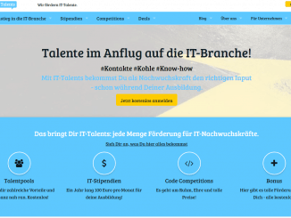 IT-Talents Screenshot