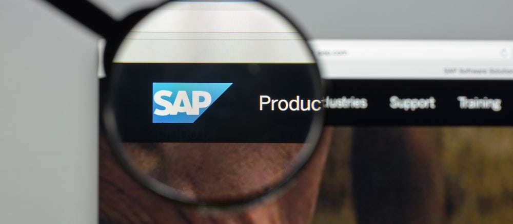 SAP Screenshot