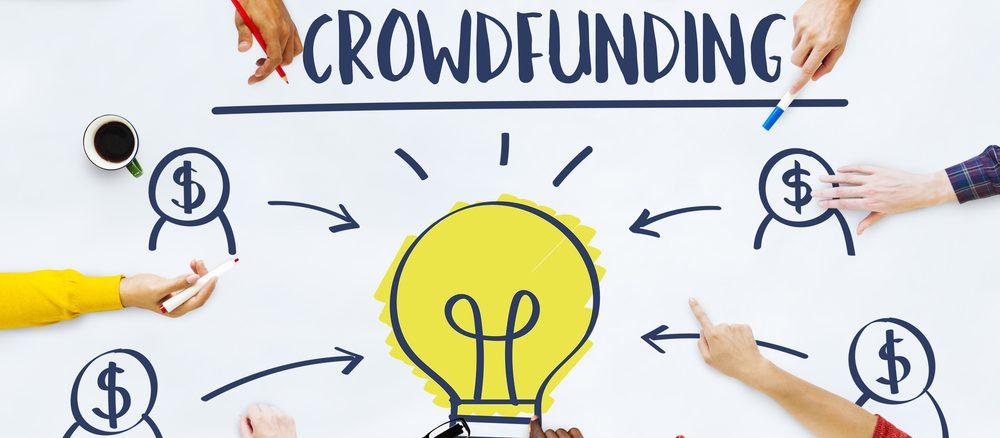 Crowdfunding Grafik