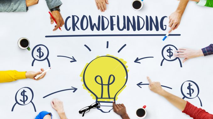 Crowdfunding Grafik