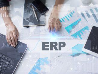 ERP Logo mit Hintergrund