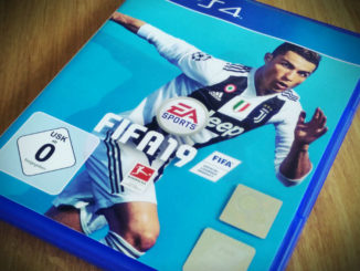 FIFA19 Cover PS4 EA