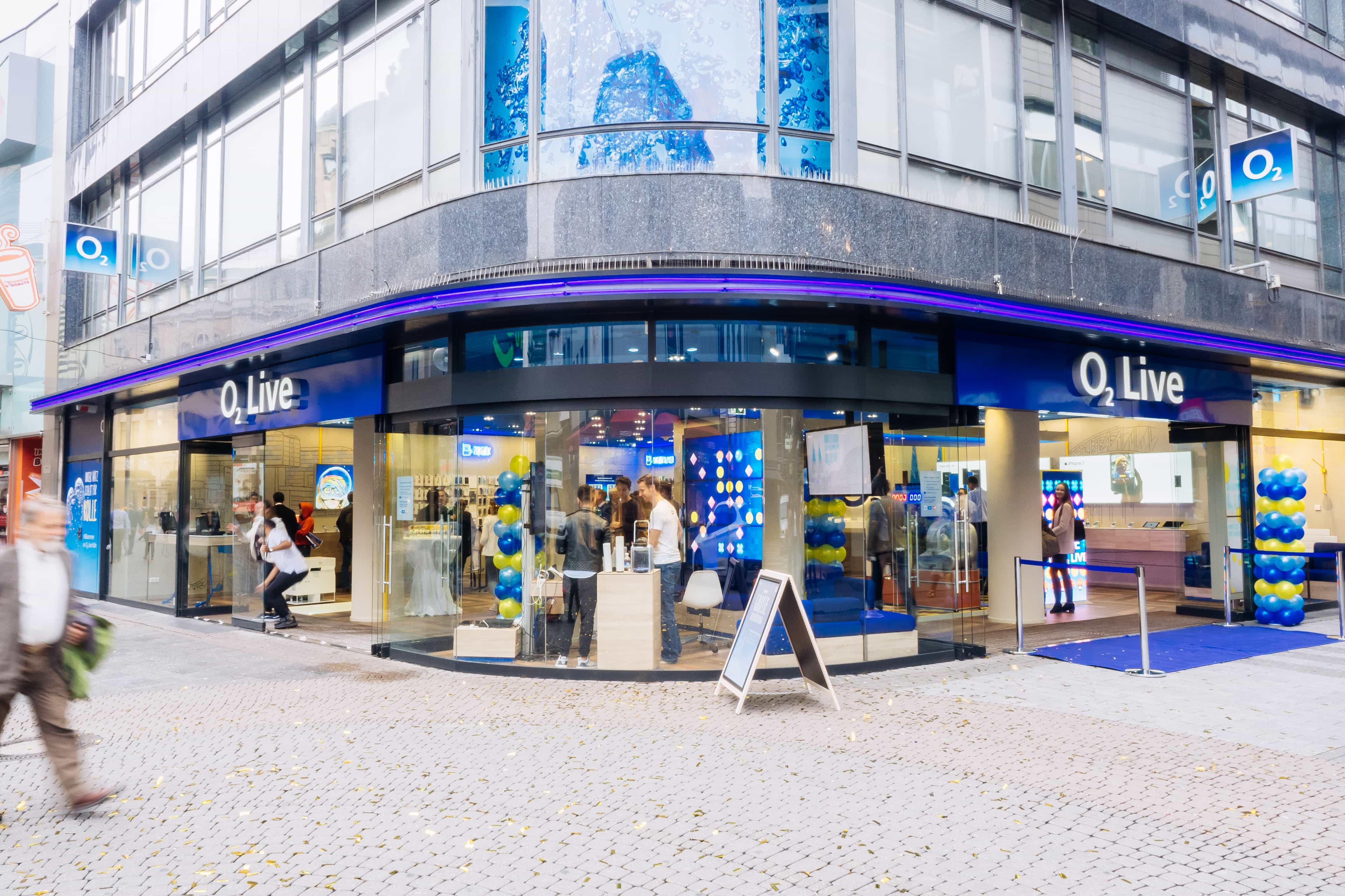 Nächster O2 Shop